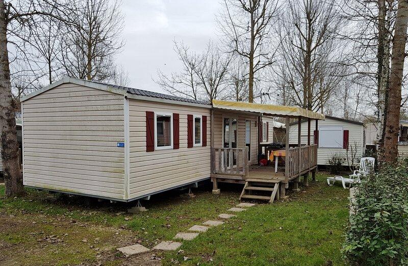 En val de Loire, Mobil homes de proprietaires selectionnes pour vous heberger, holiday rental in Mesland