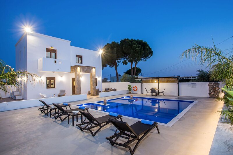 MonaLisa Villa, vakantiewoning in Pefki