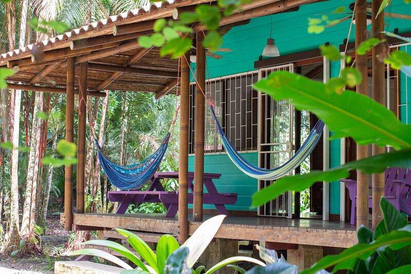 Casa Luka at Jungle Dreamz, vakantiewoning in Manzanillo