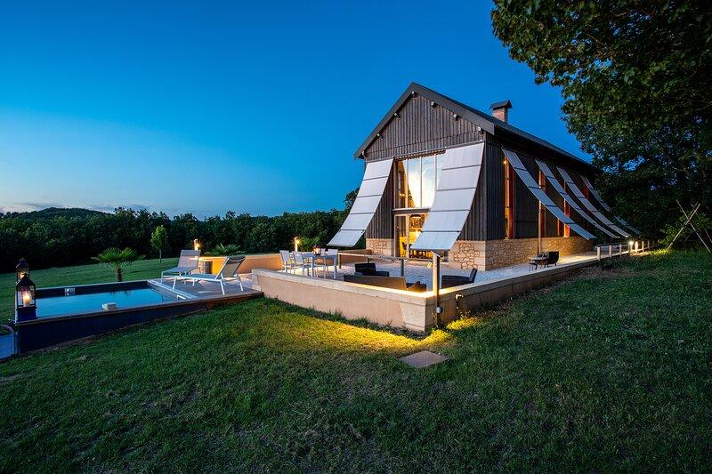 La clé des étoiles, gite de charme, près de Sarlat, holiday rental in Peyrillac-et-Millac