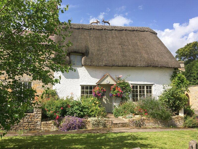 Rose Cottage, Bretforton, holiday rental in Wickhamford