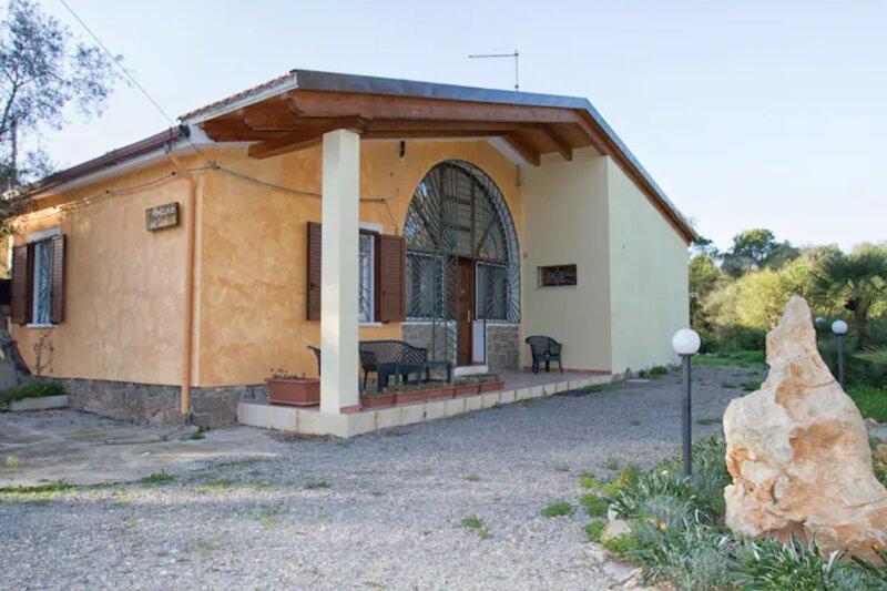 Fortino sul Calich, vacation rental in Fertilia