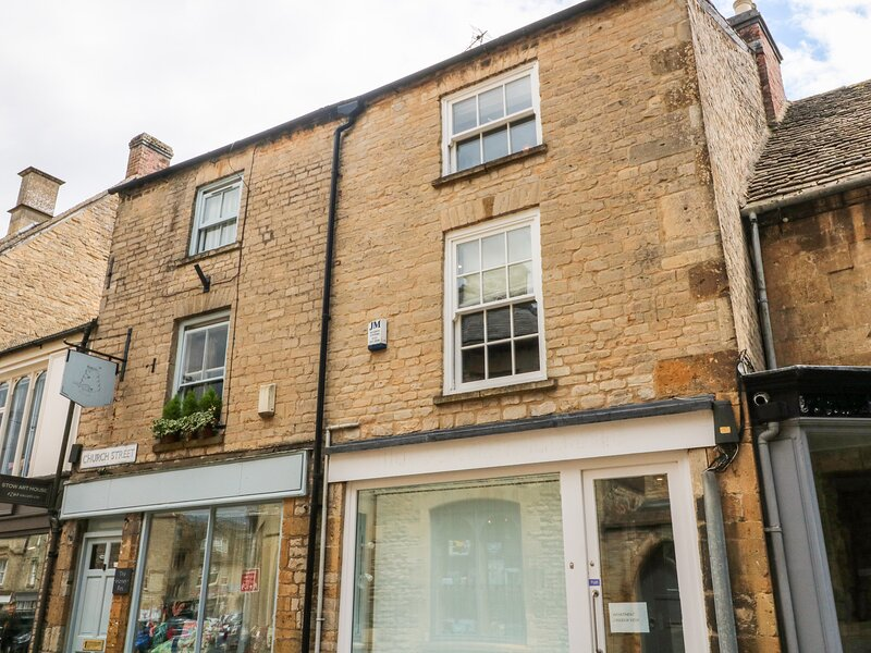 Church View Apartment, Stow-On-The-Wold, location de vacances à Swell