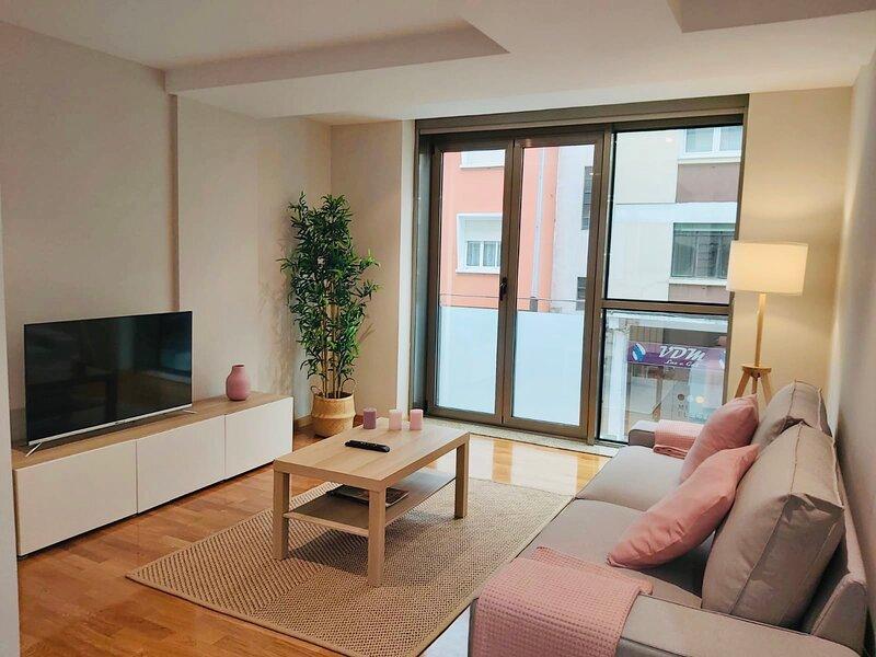 Apartamento en Viveiro, alquiler de vacaciones en Provincia de Lugo