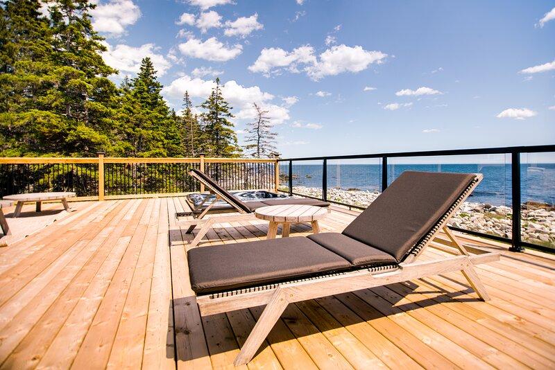 Comfy Seaside Cabana, location de vacances à Hunts Point
