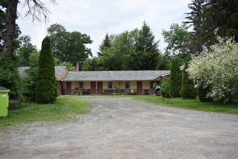 Promised Land Motel Room #7, location de vacances à Hemlock Farms