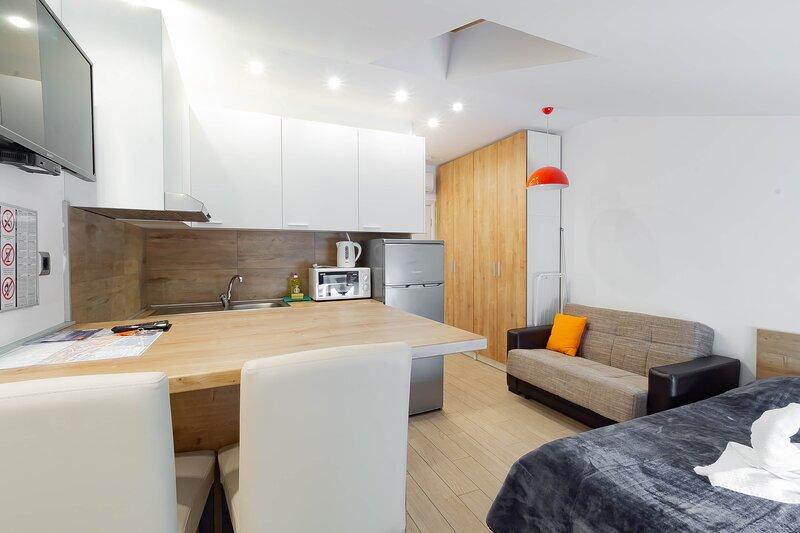 Apartments Pomerio Rijeka, holiday rental in Rijeka