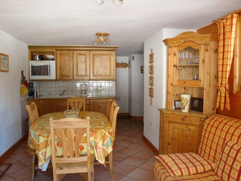 Duplex / Mezzanine avec balcon, holiday rental in Pralognan-la-Vanoise