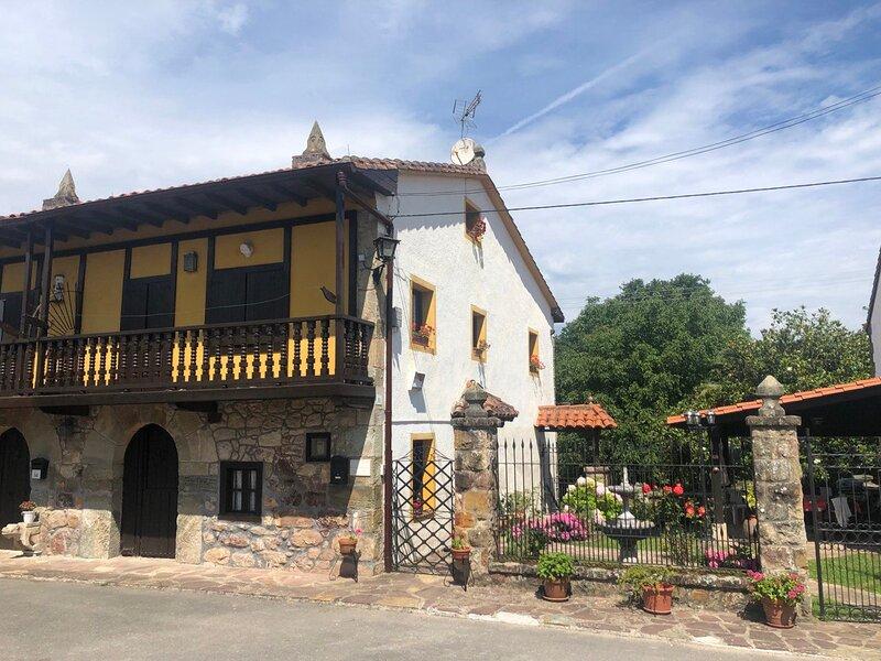 Villa Consuelo, aluguéis de temporada em Boo de Pielagos