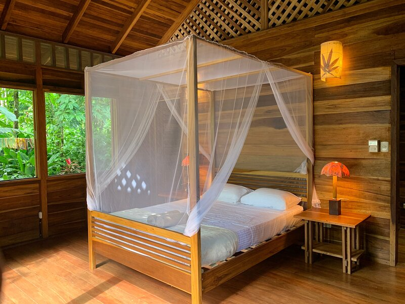 Idilio Garden Chic Cottage, vacation rental in Cocles
