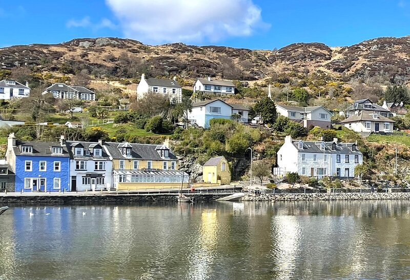 Loch Awe House - Upper Apartment, holiday rental in Kintyre Peninsula