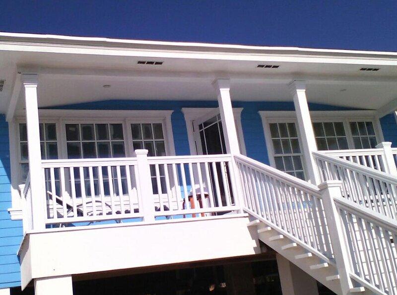 Mangrove Cay Seaview Villa - Blue Spacious Queen Villas, vacation rental in Andros