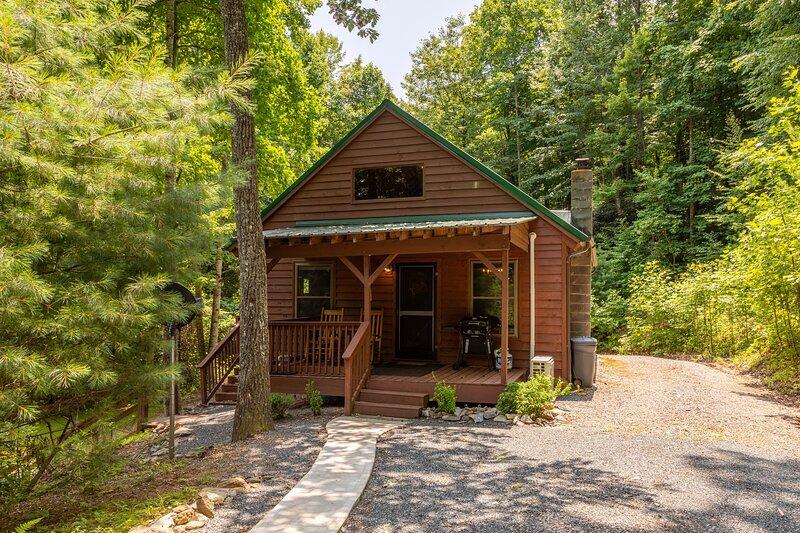Blue Flower Cabin, alquiler de vacaciones en Lenoir