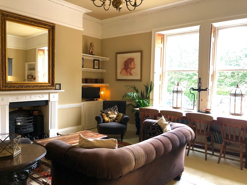 Charming Georgian Apartment, location de vacances à Bathford