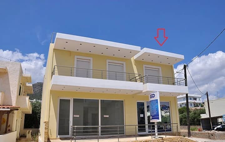 Crete-Makry Gialos Apartments, holiday rental in Pefki