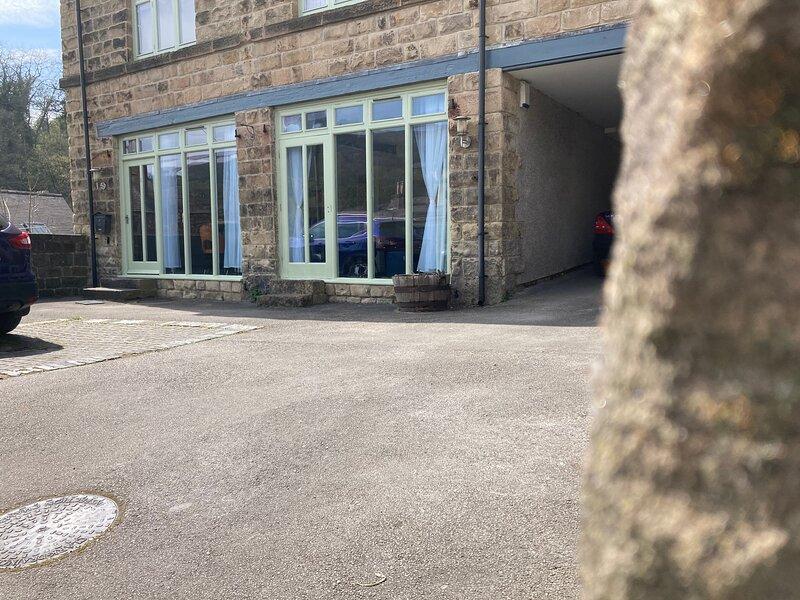 1 Coach House Mews, casa vacanza a Matlock Bath