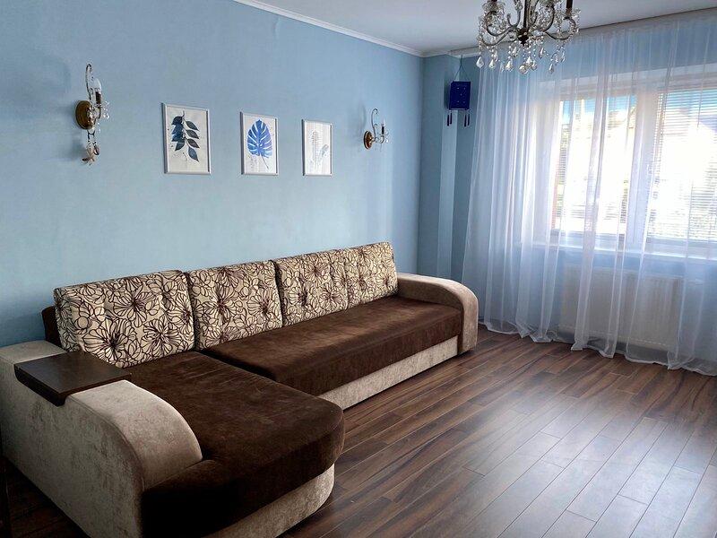 Квартира рядом с лесопарком и городским пляжем, alquiler vacacional en Grodno