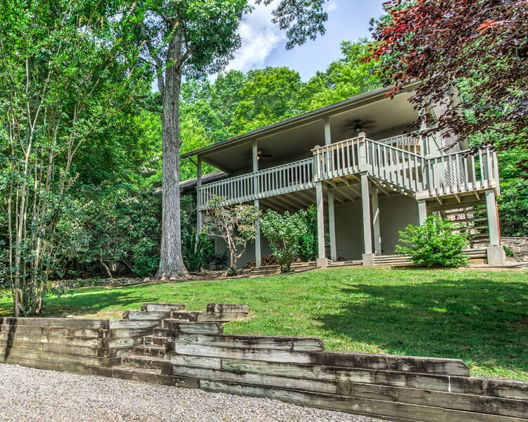Blue Ridge Retreat, location de vacances à Swannanoa