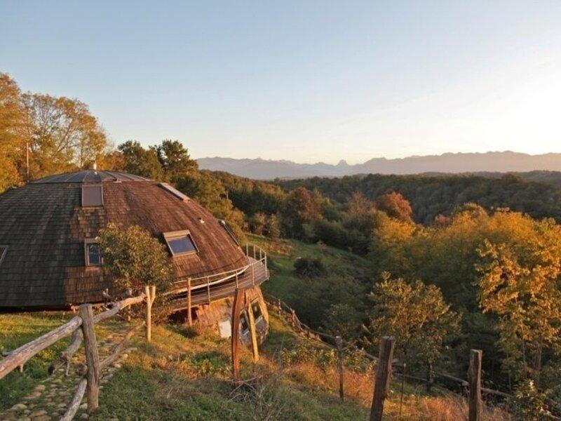 DOME de CARPE DIEM, holiday rental in Ogeu-Les-Bains