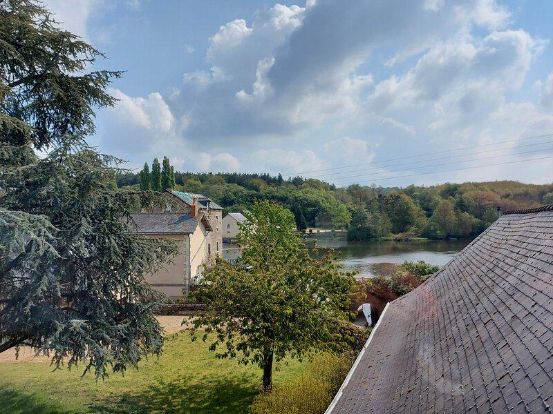 Le Belvédère de la rivière, holiday rental in Chateau-Gontier