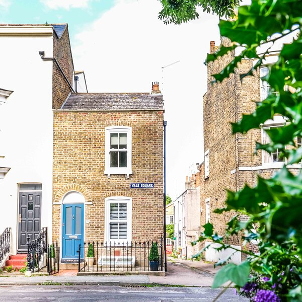 Vale Vue: Stunning 3 bedroom house with garden in central location, location de vacances à Ramsgate