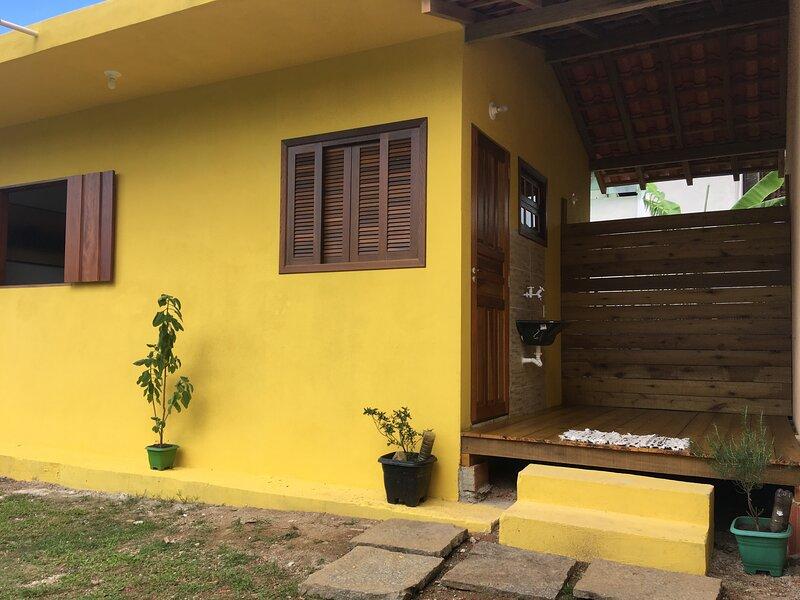 Kitnet - Praia do Jabaquara / Paraty - Lili, holiday rental in Jabaquara