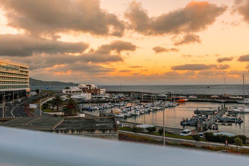 Casa Vista Marina- Centrally Located with Ocean Views, holiday rental in Faja de Baixo