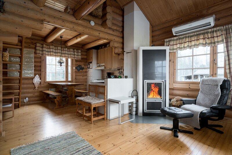 Ainola-cottage, vacation rental in Alapitka