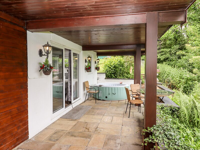Brookview Lodge, Upper Soudley, vacation rental in Frampton on Severn