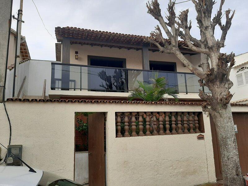 Casa aconchegante na Praia dos Anjos, casa vacanza a Arraial do Cabo