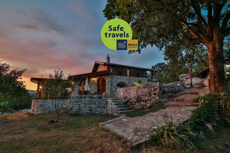 Royal Villa Ana, holiday rental in Cetinje