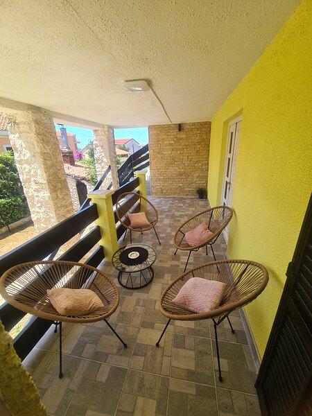 Apartmani Galić-Borik-Zadar, holiday rental in Zadar