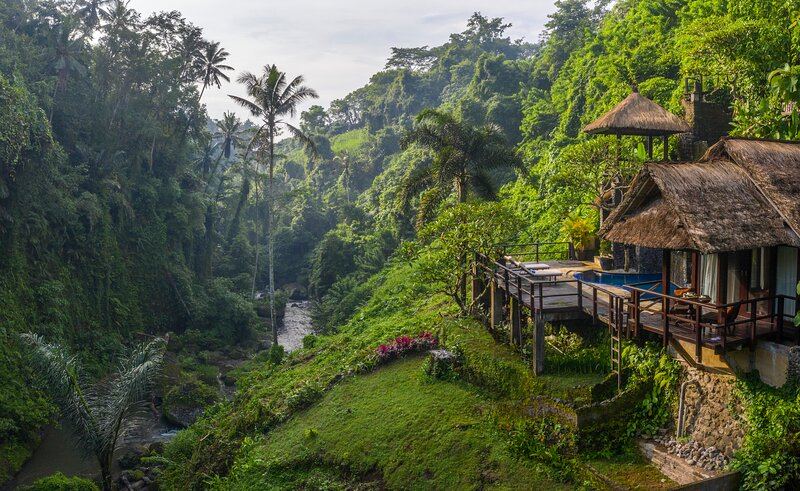 Private River Villa, holiday rental in Bedulu