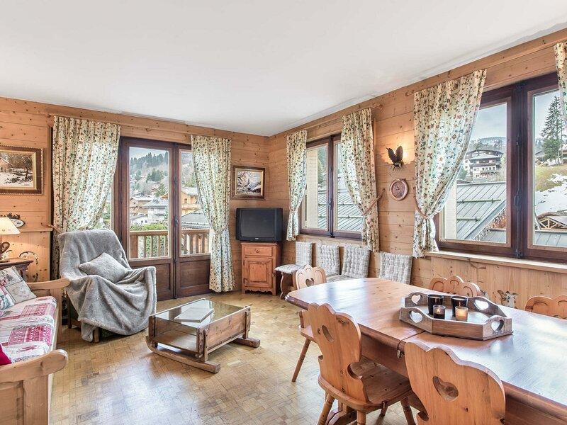 Location Appartement 3 pièces MEGEVE CENTRE VILLAG – semesterbostad i Megève