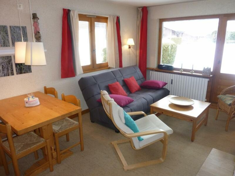 Location Appartement 1 chambre MEGEVE JAILLET, holiday rental in Demi-Quartier