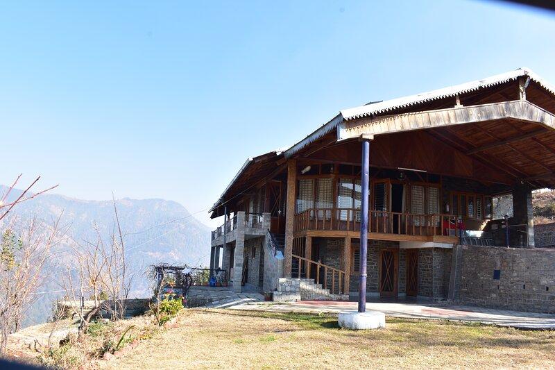 shnkini by Incrediblestays, aluguéis de temporada em Bhowali