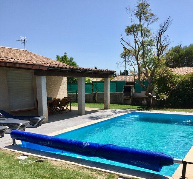 Résidence Alpha Centauri - Villa - Holiday home, Ferienwohnung in Trebes