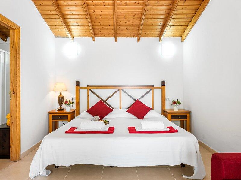 102.Bright,pool view,air conditioning!CLOSED POOL, holiday rental in La Caldera