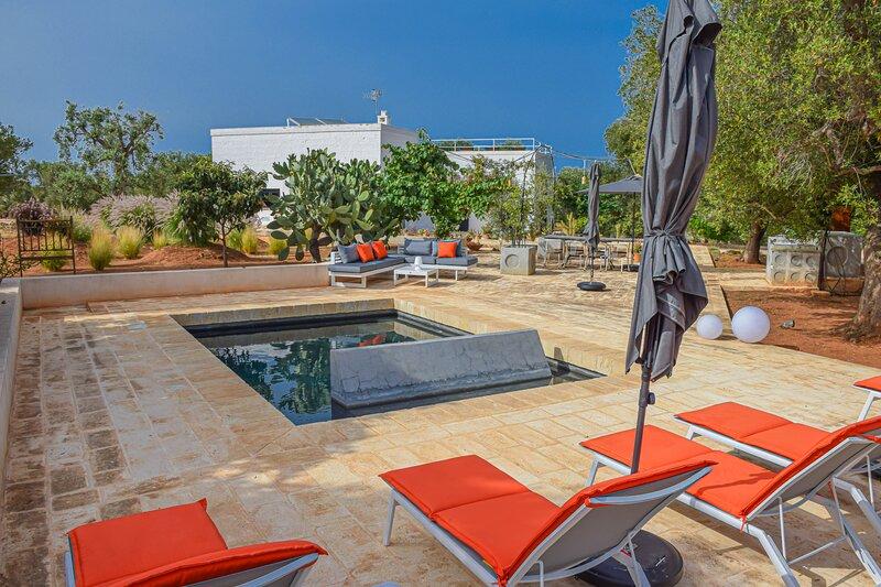 Casa vacanze Fasano - Puglia | Lamia di Paola, location de vacances à Montalbano