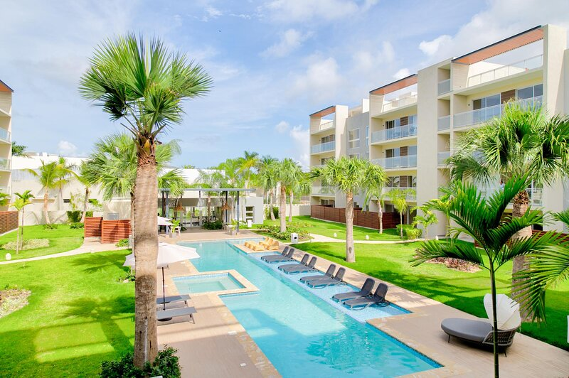 Beautiful Apartment with Pool View at Bayahibe, location de vacances à Bayahibe