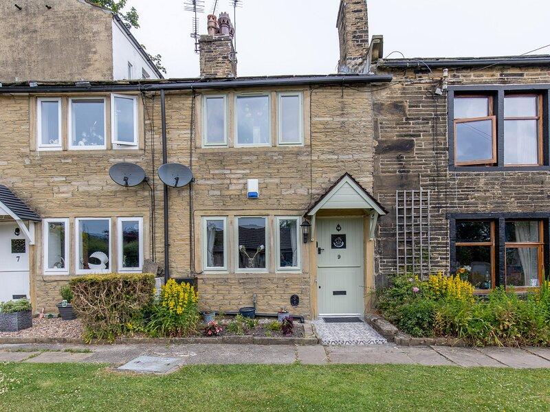 Mischa Cottage, Thornton, West Yorkshire, alquiler de vacaciones en Ogden
