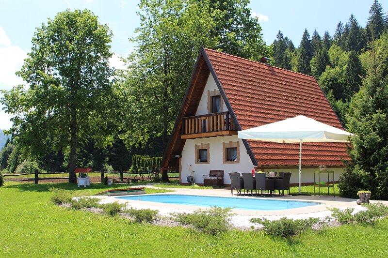 Villa Goranka, holiday rental in Karlovac County