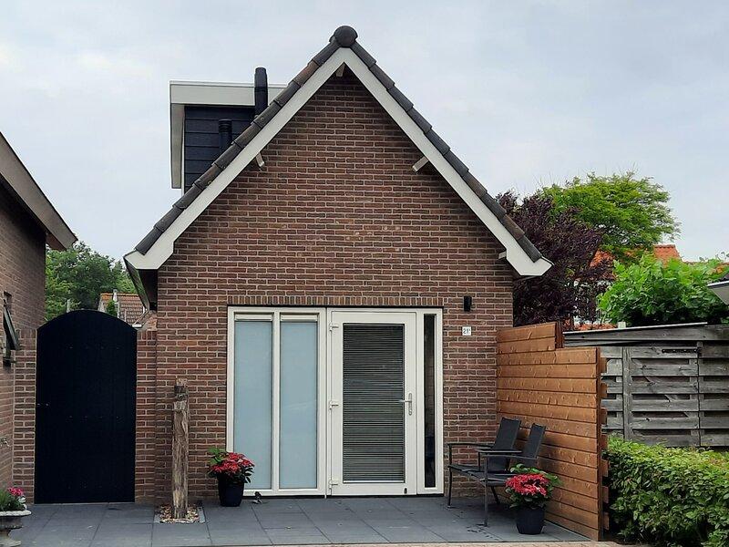 Nieuw! Vakantiewoning voor 2 dicht bij Domburg, zee en strand., holiday rental in Aagtekerke