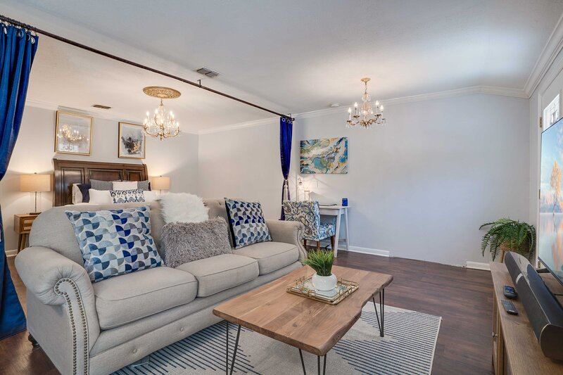 NEW! Tallahassee Studio Apt by Parks, Lakes & FSU!, casa vacanza a Quincy