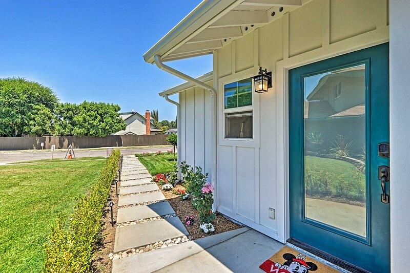 NEW! Bright Cottage Unit, 8 Miles to Disneyland!, vacation rental in Chino Hills