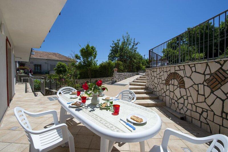 Casa Fiorita Agerola, location de vacances à Pianillo