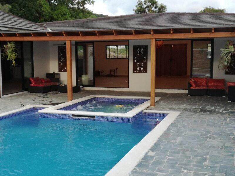 casa rio is a open house in the foothills of Santiago !, holiday rental in Santiago de los Caballeros