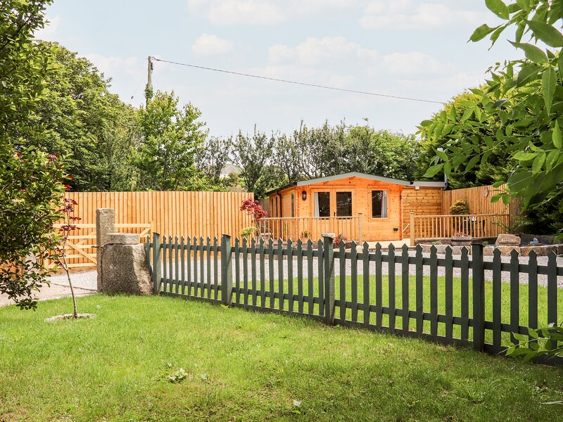 Carpenter's Cabin, Redruth, vacation rental in Illogan