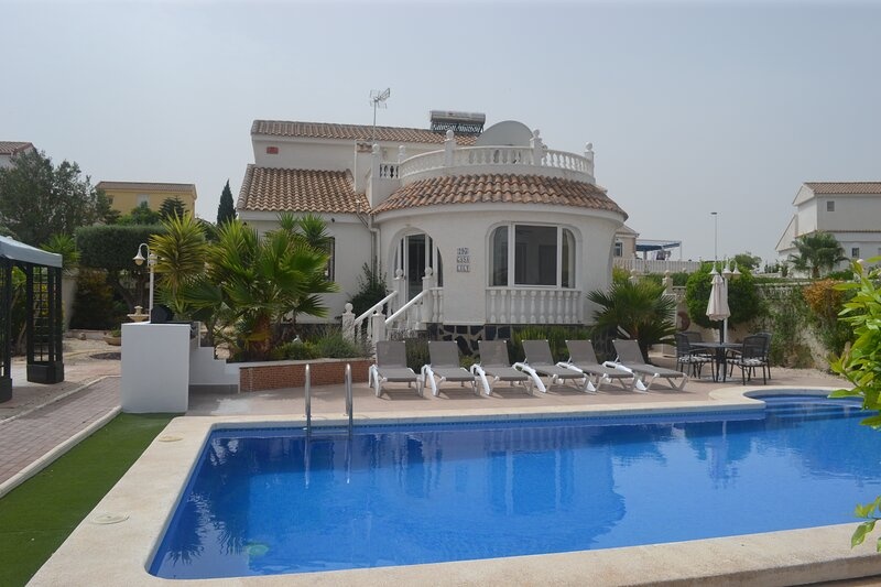 Casa Lily, holiday rental in Camposol