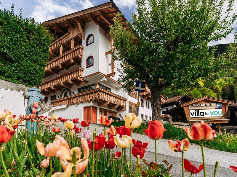 Haus Austria Top 5, location de vacances à Finkenberg